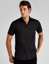Tailored Fit Poplin Shirt Short Sleeve