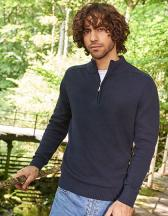 Wakhan 1/4 Zip Regen Sweater