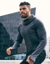 Men`s Cool Cowl Neck Top