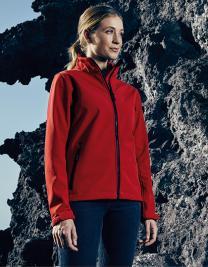 Womens Softshell Jacket C+